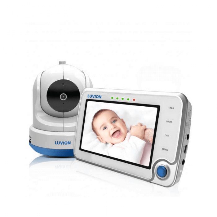 Luvion Supreme Wi-Fi Connect Video Baby Monitor