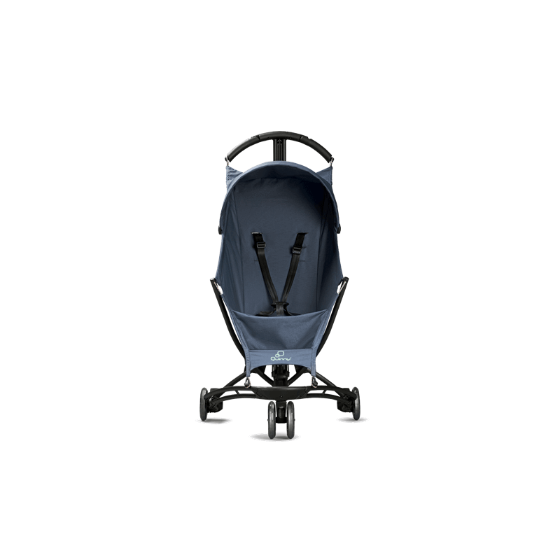 Quinny Yezz Pushchair | Compact One-Hand Fold | Grey Road