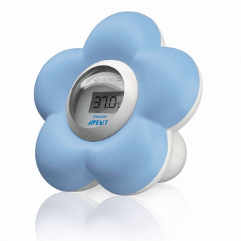 Philips Avent Baby Bath & Room Thermometer - Blue