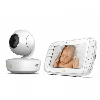 Motorola MBP50A Video Baby Monitor 2