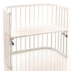 Babybay Maxi Bedside Cot - White