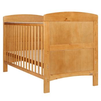 Obaby Grace Cot Bed - Country Pine