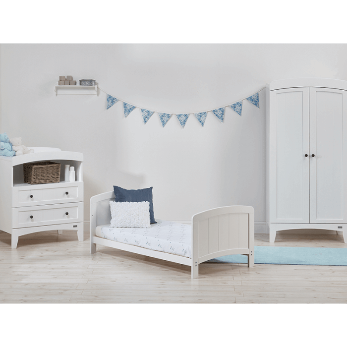 East Coast Acre Cot Bed - Lifestyle Bed