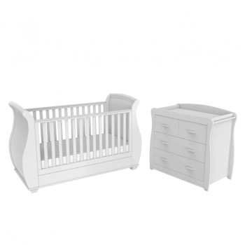 Babymore Bel Room Set 3 Pieces - White-2