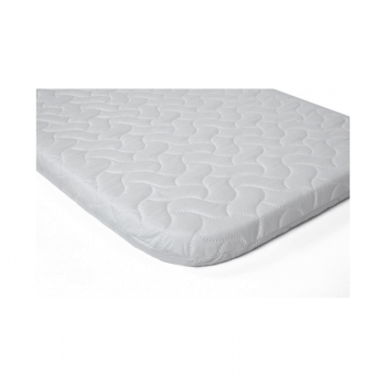 Chicco Replacement Next2Me Mattress With Quilted Microfibre Cover - White