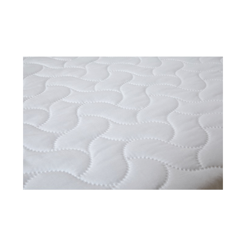 White Hugl Replacement Next2Me Mattress With Organic Cotton Cover