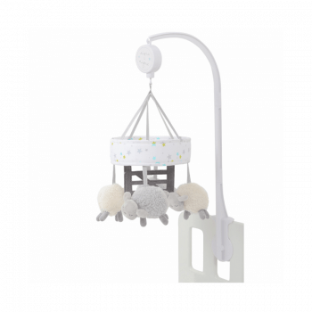 SilverCloud Cot Mobile - Counting Sheep