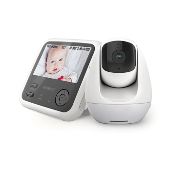 Wisenet Video Baby Monitor SEW-3049WPCU