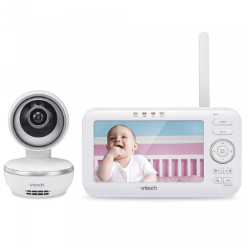 VTech Safe & Sound 5 inch Video Baby Monitor - VM5261 1