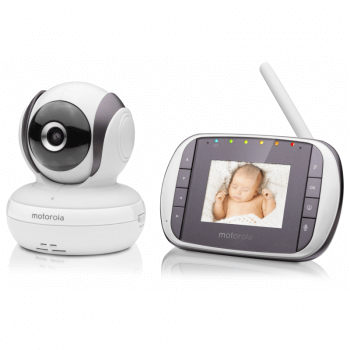 Motorola MBP35SC Digital Video Baby Monitor